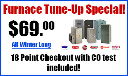 furnace tune up lancaster oh